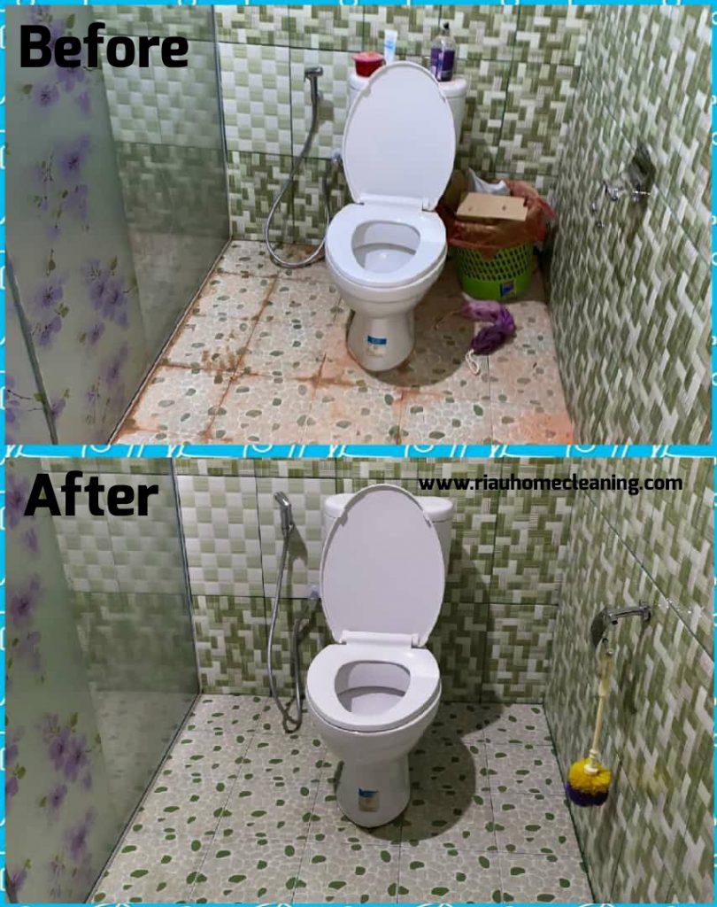 jasa bersih kamar mandi terbaik di batam