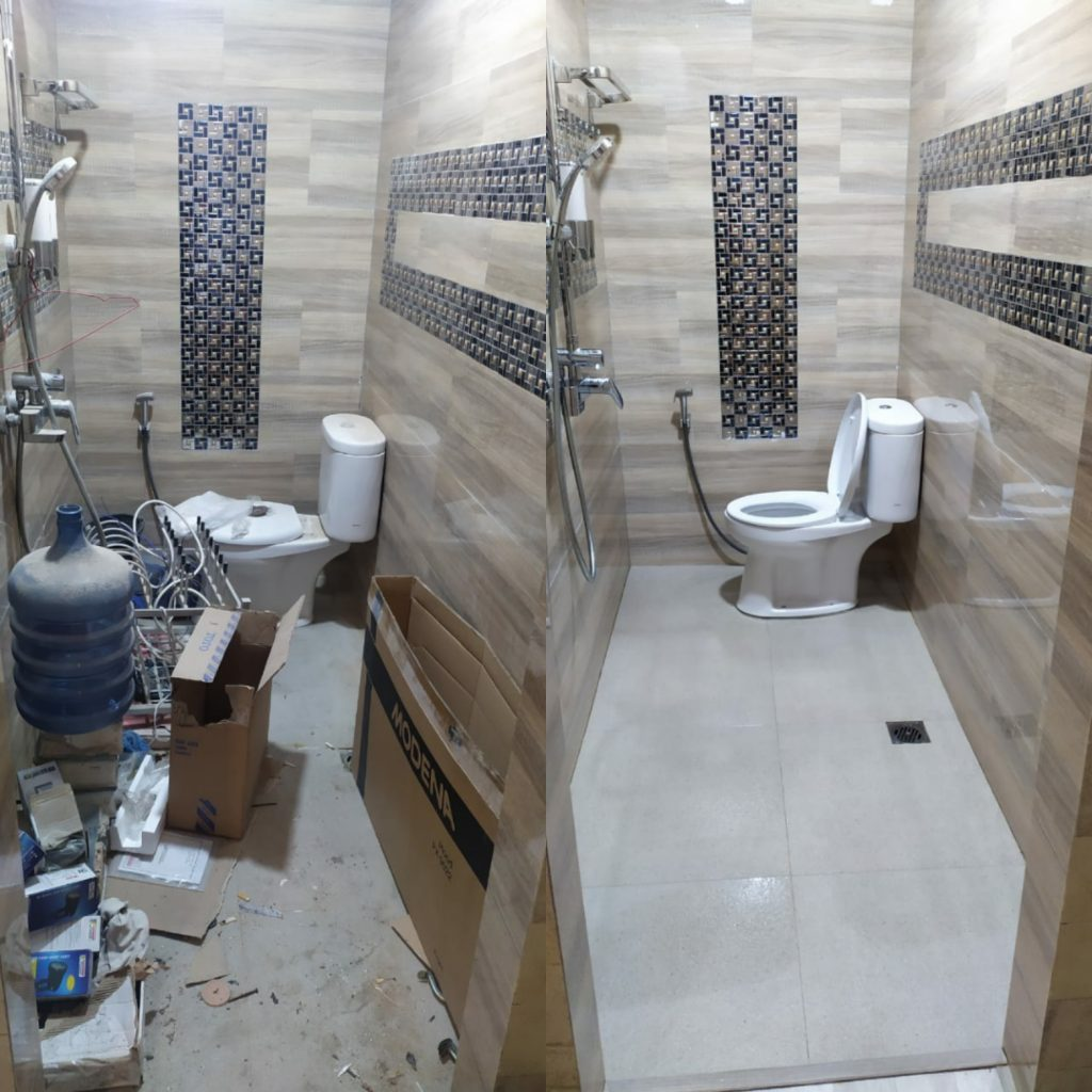 jasa bersih toilet batam